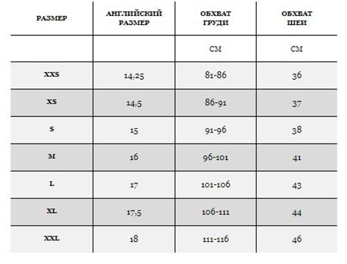d4f7c4865dde1 Таблица размеров ASOS: как подобрать вещи от английского бренда